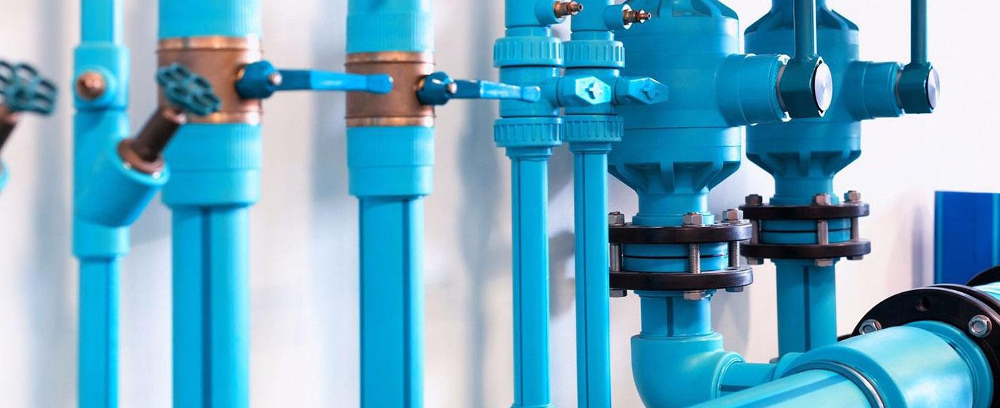 установка систем водоснабжения и водоотведения